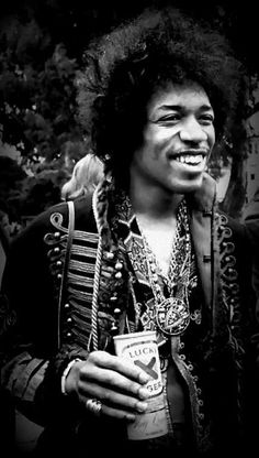"""You don't have to be singing about love all the time in order to give love to the people. You don't have to keep flashing those words all the time.""    - Jimi Hendrix"