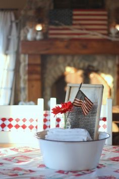 Graniteware & enamelware is all American!