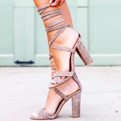 Steve Madden Christey lace up Heels