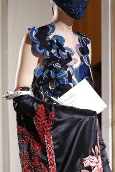 Maison Martin Margiela 2013-14 fall Couture via VOUGE JAPAN