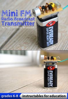 FM transmitters can be complicated to build, that's why I'm teaching you how to make a foolproof FM transmitter. There's no need to buy kits, this tutorial includes the PCB layout and the schematics. It has a range of up to 1/4 mile or more.