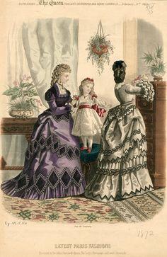 The Queen 1872
