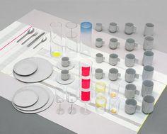 SCHOLTEN & BAIJINGS: Paper table
