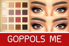 GPME Smokey eyeshadow at GOPPOLS Me • Sims 4 Updates
