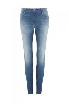 THE GREAT GREY AUD220 Mid-Rise Skinny Jeans Sass & Bide