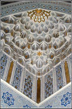 Uzbekistan Samarqand by Marco Di Leo