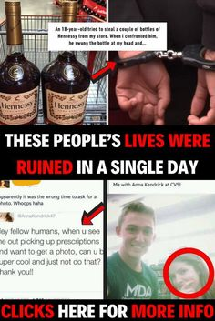 These People's Lives Were Ruined in a Single Day Hennessy Bottle, Oil Shop, How To Get Followers, Creative Wedding Photography, New Year 2020, Crazy People, Weird World, Singles Day, Amazing Nature