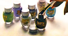 Coty Originals 'Liquid Lid' Fluid Eye Shadow, 1969