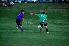 Marcks soccer game. Photo taken by Tyler Montgomery