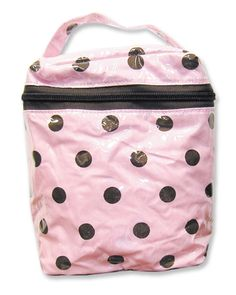 Trend Lab Pink Maya - Insulated Bottle Bag #tinytotties