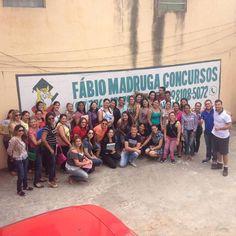 PROF. FÁBIO MADRUGA: AULA EM SÃO BENTO DO UNA COM O PROF. FELIPE !!!!!