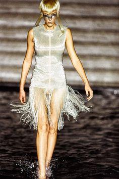 Alexander McQueen Spring 1997 Ready-to-Wear Fashion Show