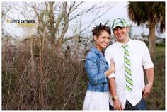 Downtown Pensacola Engagement Session | Kate's Captures Photography 2013