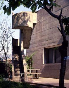 Casa, Stabio Switzerland (1965-67) | Mario Botta