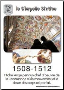 1508 - 1512 Chapelle