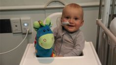 This adorable bub is Jaxton, a 16 month old diagnosed with a cancer called Wilms Tumour. Family friends are raising funds to support Jaxton & his parents as they remain by his bedside. #itsMYCAUSE #crowdfunding #fundraisising #baby #cute #kids