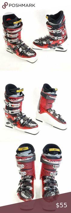 10 1//2 D Vintage Lange Custom Fit Ski Boot Insole Insoles Size