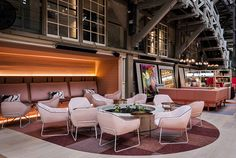Image result for the coolest hotel lobbies