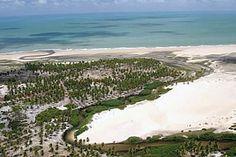 Praia de Punaú Natal RN