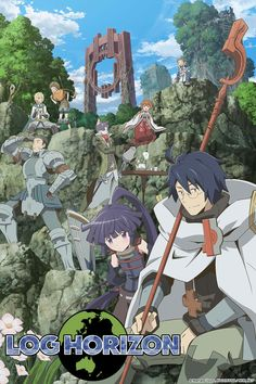 What To Watch: Log Horizon