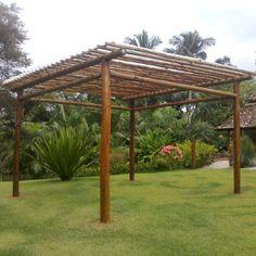 paisagismocomeucalipto-300x300 Bamboo Restaurant, Restaurant Bar, Modern Backyard, Backyard Landscaping, Santa Fe Home, Community Space, Garden Inspiration, Gazebo, Outdoor Living