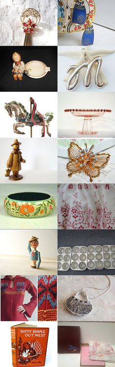 Got Vintage Shops October Loves! by Cyndi DragonflyzDreams on Etsy--Pinned with TreasuryPin.com