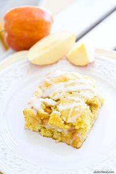Apple Pie Coffee Cake | A Latte Food