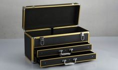Groupon - Neo Aluminium Tool Box with Drawers for £49.99 With Free Delivery (38% Off). Groupon deal price: £49.99