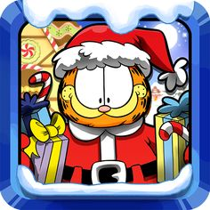 Garfield Saves The Holidays v1.0.4 Mod Apk (Money/Gems) http://ift.tt/2icbdj3
