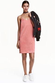 Vestido em cetim | H&M