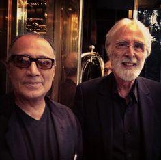 Kiarostami & Haneke