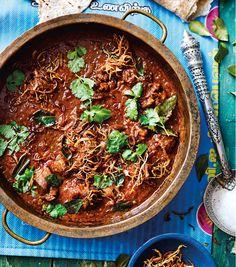 Shelina Permalloo's Cari Mutton - The Happy Foodie