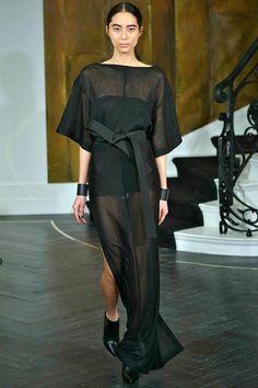 Amanda Wakeley Autumn/Winter 2014-15 Ready-To-Wear