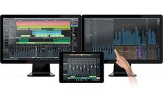 Studio One | PreSonus    Equally at home on multiple screens and touch screens.