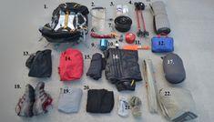 Backpacking Gear List: What I Took on a 2-Week Backpacking Trip