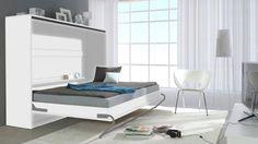 grand lit escamotable salon