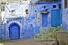 青の街、シャウエン。(モロッコ) pic.twitter.com/Qwfw3fCBGI