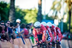 2014 Vuelta a España: Stage 1 TTT