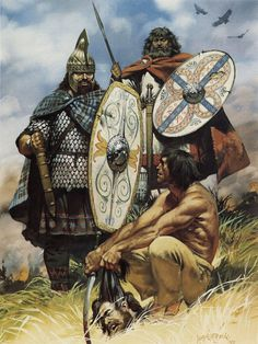 [research] Celtic Tribes Military Art, Military History, Ancient Rome, Ancient History, Vikings, Hallstatt, Celtic Warriors, Celtic Culture, Classical Antiquity