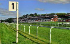 Pontefract racecourse.