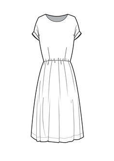 Image result for tech sketch dress