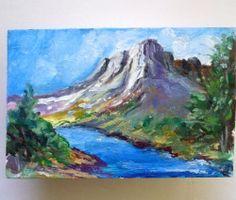 gail grant california impressionist fine art oil painting landscape mountain