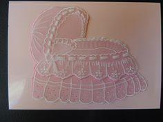 Baby kort, gjort av Cornelia