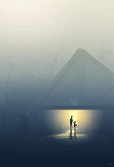 'till we couldn't see the ball anymore. by PascalCampion.deviantart.com on @deviantART