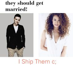 Yes they should get married!!