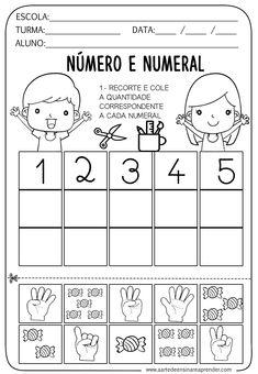 toan hoc to mau va cat Body Preschool, Preschool Math, Teaching Kindergarten, 1st Grade Worksheets, Kindergarten Worksheets, Learning Tools, Kids Learning, Educational Activities, Preschool Activities
