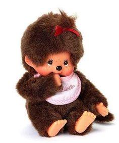Monchhichis | 32 Essential Toys Every '80s Preschooler Had