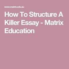 great essay about importance of health education in schools  how to structure a killer essay matrix education