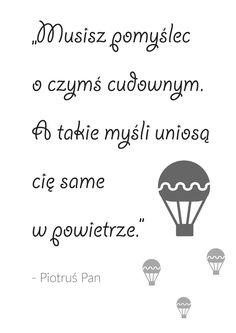 #piotruśPan #plakatdopokojudziecka #poster