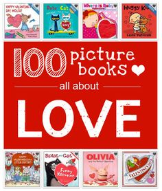 100+ Valentine's Day Books